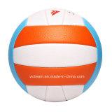 Bola de Máquina-Costura del voleibol del peso de la talla regular