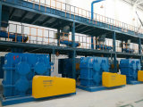Производственная линия машины/дробить лепешки удобрения нитрата калия завод/