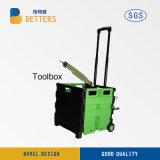 중국 저장 상자 녹색에 있는 새로운 전력 연장 세트 상자