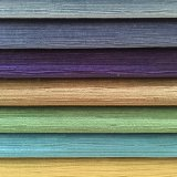 Tissu 100% de capitonnage en gros de velours de grillage de polyester (EDM201628)