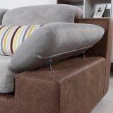 Sofá moderno de la tela de los nuevos del diseño muebles del hogar (FB1121)