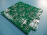 PCB 널 두 배는 녹색 땜납 가면 PCB 두꺼웠던 1.58-1.64mm에 편들었다