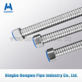 Manguito acanalado del tubo del acero inoxidable AISI304
