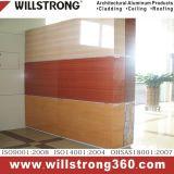 Kleur van Spectural van het Comité van het Aluminium van Willstrong de Samengestelde voor Gordijngevel