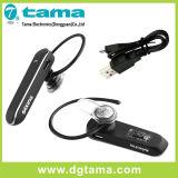 Auricular mãos livres sem fio com cabo de carregador Micro USB