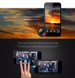Homtom Ht16 Vierradantriebwagen-Kern 2GB PRO5.0 Zollursprüngliche des Android-6.0 4G Mtk6737 Telefon-Blau-Farbe DES RAM-16GB ROM-1.3GHz 13.0MP freigesetzte intelligente