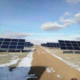 Futuresolar 100kw eccellente sul sistema solare di griglia per l'annuncio pubblicitario