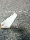 Profil en aluminium blanc enduit d'extrusion de poudre pour la construction