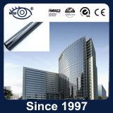 Película solar echada a un lado doble del tinte de la ventana de plata del edificio del 20% Vlt