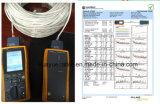 Câble d'acoustique de connecteur de câble de transmission de câble de caractéristiques de câble de câble/ordinateur de Lancable Utpcat5e+Power