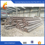Tubo de acero inconsútil Seamless Black Steel Pipe Cheap Building Materials Trading Company General A53