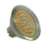 3.1-3.3W LED 유리제 전구 12V Gu5.3 (LED-MR16-002)