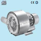 Ventilador regenerative da canaleta lateral para sistemas do transtorte pneumático