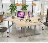 전기 조정가능한 고도를 가진 사무용 컴퓨터를 위한 대 책상을 앉으십시오