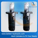 Geschweißte Hydrozylinder mit einer 20 Tonnen-Kapazität