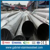 Distribuidor del tubo del horario 40 del acero inoxidable del grado de China 316L