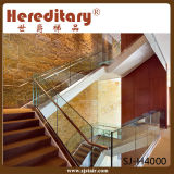 U Channel Aluminium Frameless Glass Railing pour balcon (SJ-H928)