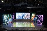 Affichage vidéo polychrome de DEL de la location P3.91, P4.81, P6.25 avec le panneau de 500*500 mm/500*1000 millimètre