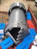 말뚝박는 기구를 도랑을 파기를 위한 절단 도구