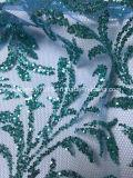 의복을%s 나무 모양 반짝임 그리고 레이스 직물