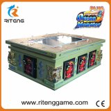 Fish Hunter Fishing Game Shooting Fish Game Machine com luzes