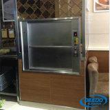 Levage électrique de cuisine de restaurant d'ascenseur de nourriture de levage de Dumbwaiter