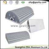 Fregadero de aluminio de /Heat de la protuberancia del peine