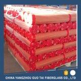 PVC ricoperto tessuto della vetroresina con le proprietà contro di acqua e di fuoco