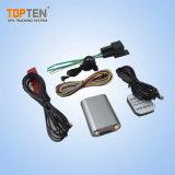 CER anerkannter GPS-Fahrzeug-Verfolger mit dem Motor-Schnitt, diebstahlsicher, überwachen Stimme (Tk108-ER)