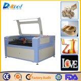 Découpage de laser de CO2 de Dekcel Reci 100W 150W et machine de gravure pour le bois, acrylique, métal, traitement de tissu