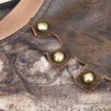 Sleeveless Vest van de Mensen van de Koffie van Prining van het Toestel van Steampunk het Mechanische (t-466)