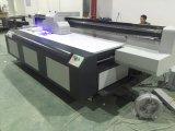 De binnenlandse Printer van Inkjet van het Behang van het Decor 3D Digitale UV Flatbed