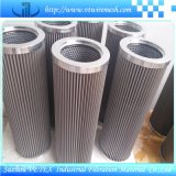 Elementos filtrantes de Álcali-Resistencia del acero inoxidable