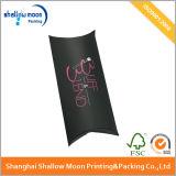 최신 판매 상자 (QY150064)에 인쇄하는 로고를 가진 솔을%s 장식용 베개 상자