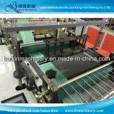 Shirt-Plastiktasche auf der Rolle, die Maschine herstellt