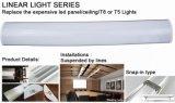 Lineares LED-Gefäß-Licht 1.2m 40W 120lm/W