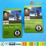 호텔 자물쇠 시스템 MIFARE 고전적인 4K 스마트 카드