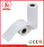 Papel térmico 100% pulpa de madera de rollo de papel