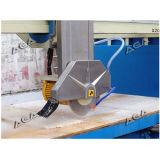 La tagliatrice di pietra del ponticello con ponticello di marmo automatico/del granito ha veduto la macchina (XZQQ625A)