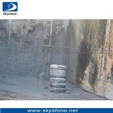 Skystone Draht sah Maschine für Marmorsteinbruch