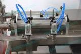 Máquina de rellenar de las boquillas del manual dos para el removedor ligero del maquillaje (FLL-250S)