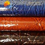Tessuto del sofà di buona qualità dell'unità di elaborazione sintetica Fsb17m1e di cuoio