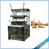 Машина руководства конуса мороженного создателя конуса Waffle мороженного 32 прессформ