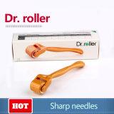 Sistema micro Titanium profesional del oficio de enfermera de la piel del rodillo 192 de Derma de las agujas