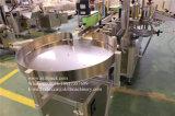 Auto animal de estimação/máquina de etiquetas plástica do frasco na parte superior & nos lados