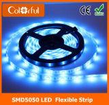 Горячий водоустойчивый высокий свет прокладки люмена DC12V SMD5050 СИД