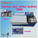 波のはんだ付けするか、またはデスクトップの波のはんだ付けする機械(TB680)