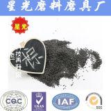 Oxyde d'aluminium 95% Alumine Bfa Fusion Marron Refractaire