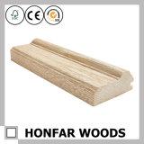 Moulage en bois de placage de chêne de modèle d'hôtel