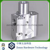 Peças fazendo à máquina do CNC da liga de alumínio da precisão